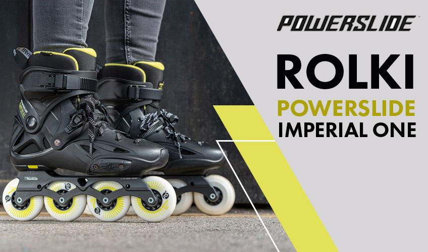 Powerslide Rolki