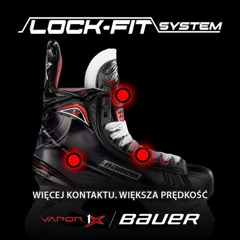 d37c9e80f Łyżwy hokejowe Bauer Vapor 1X Sr '17 Twój Sklep Hokejowy Warrior ...